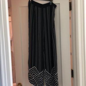 Michael Michael Kors dress pants black & white sz6